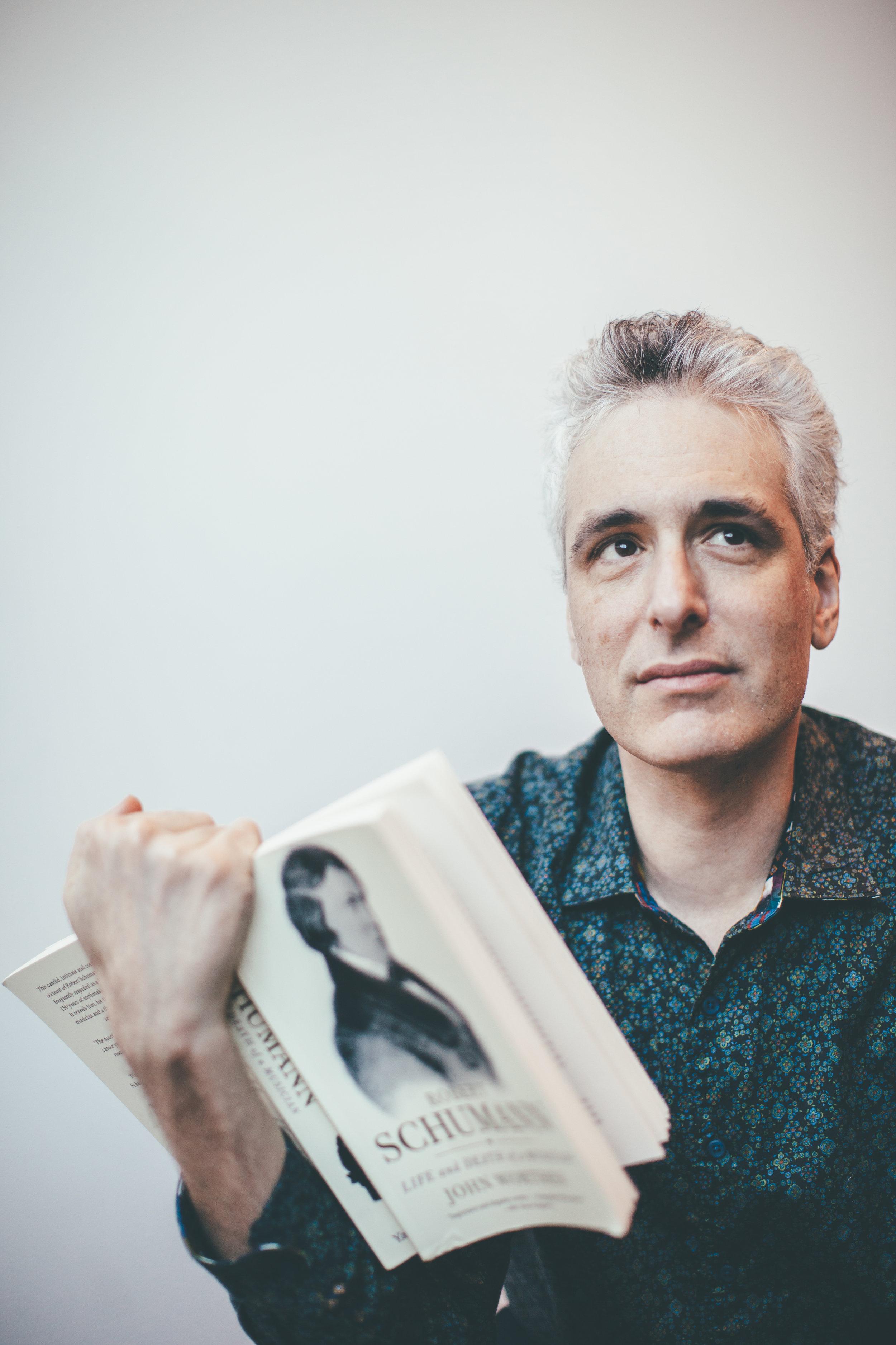 Eric Zivian. piano, composer