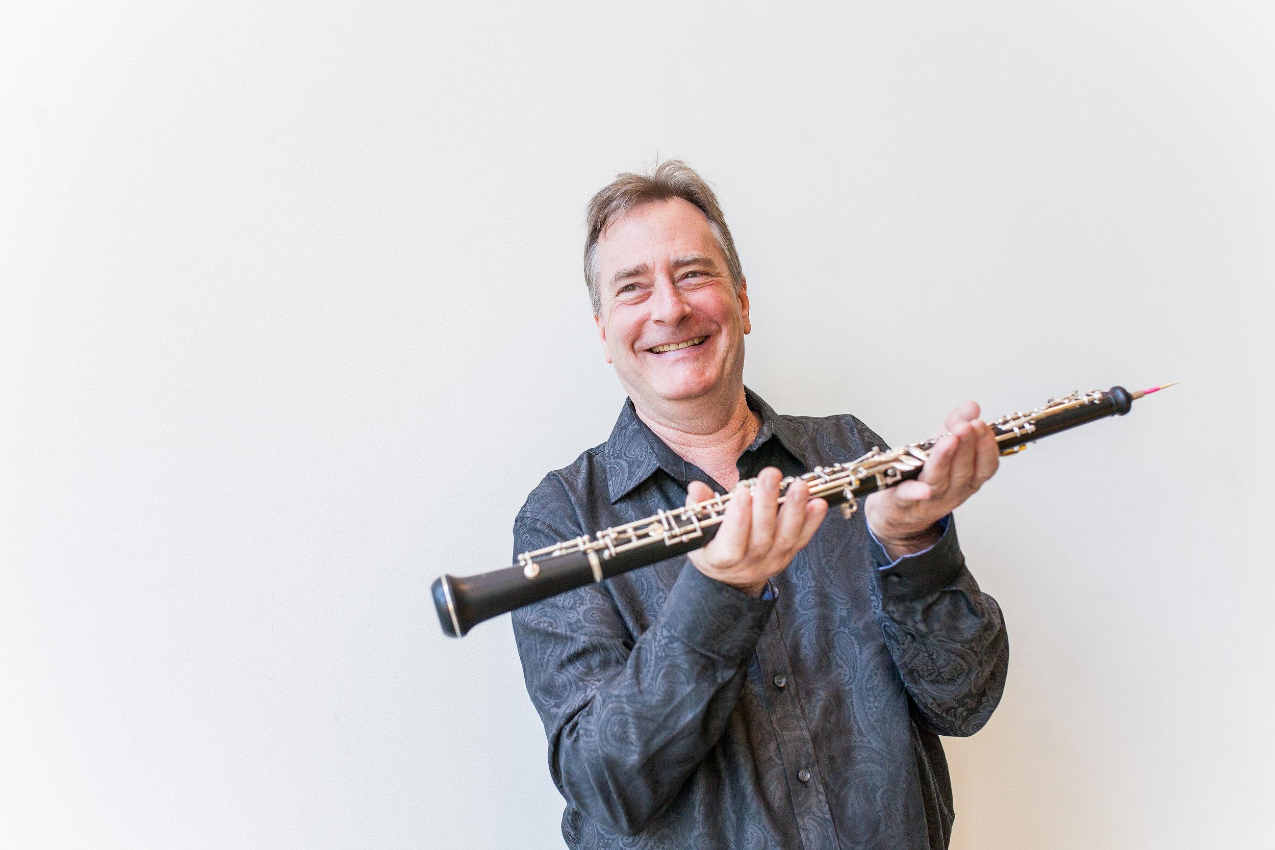 Thomas Nugent, oboe