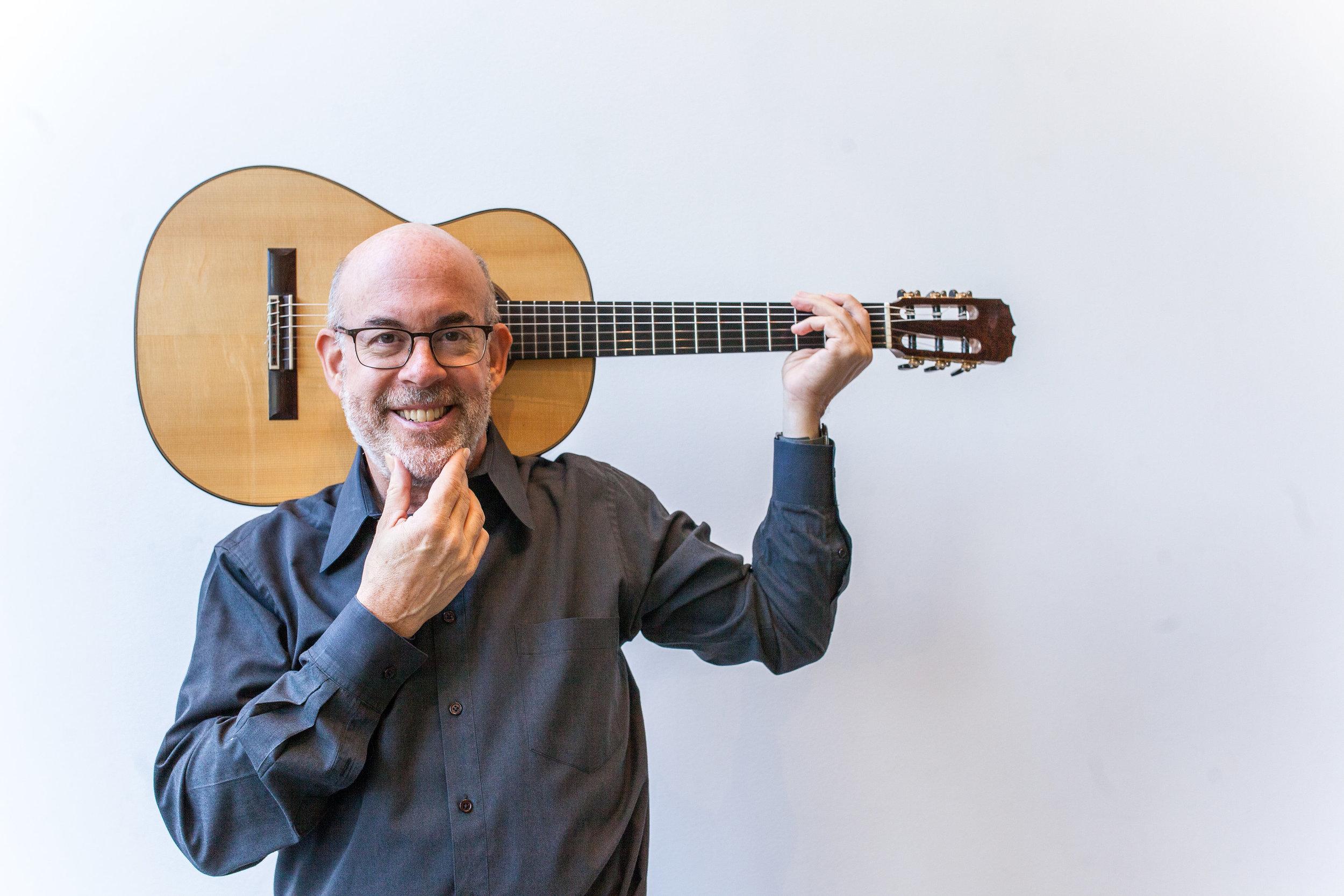 Michael Goldberg, guitar