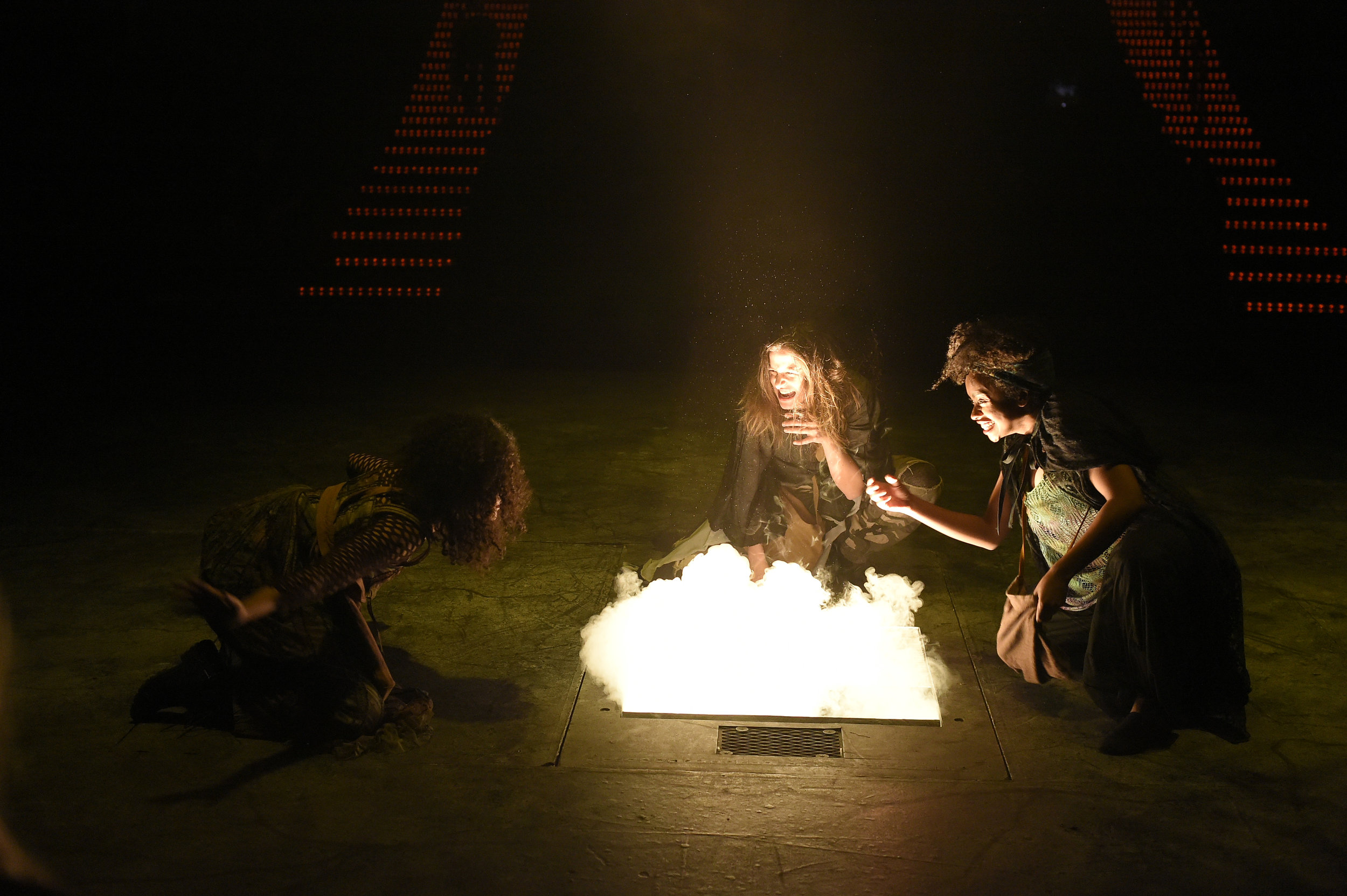 February 2018: I appeared as Witch 3 in Macbeth at the USC Bing Theatre -