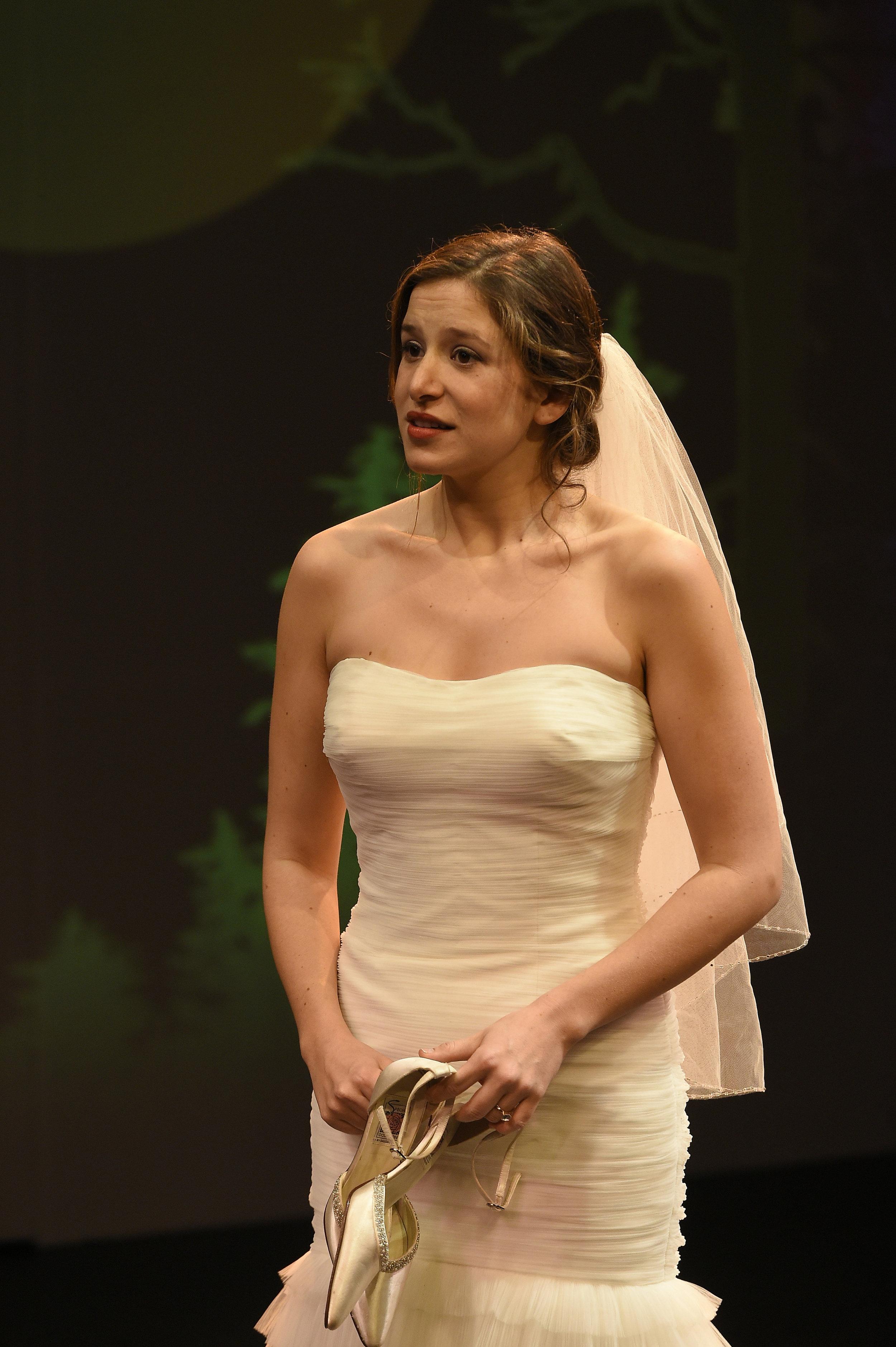 The Bride in Gnit by Will Eno, USC MFA 2019
