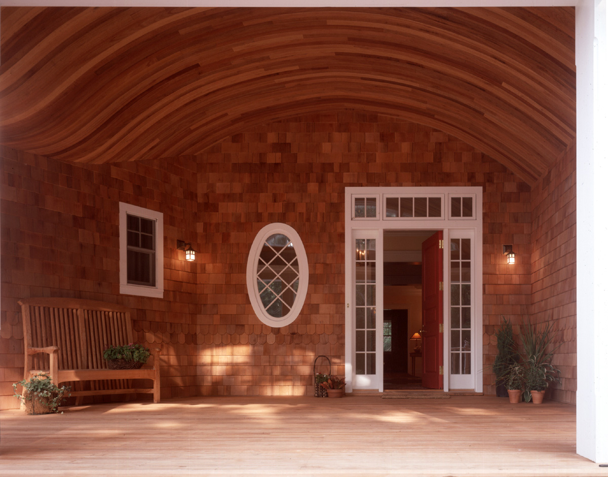 ENTRY PORCH