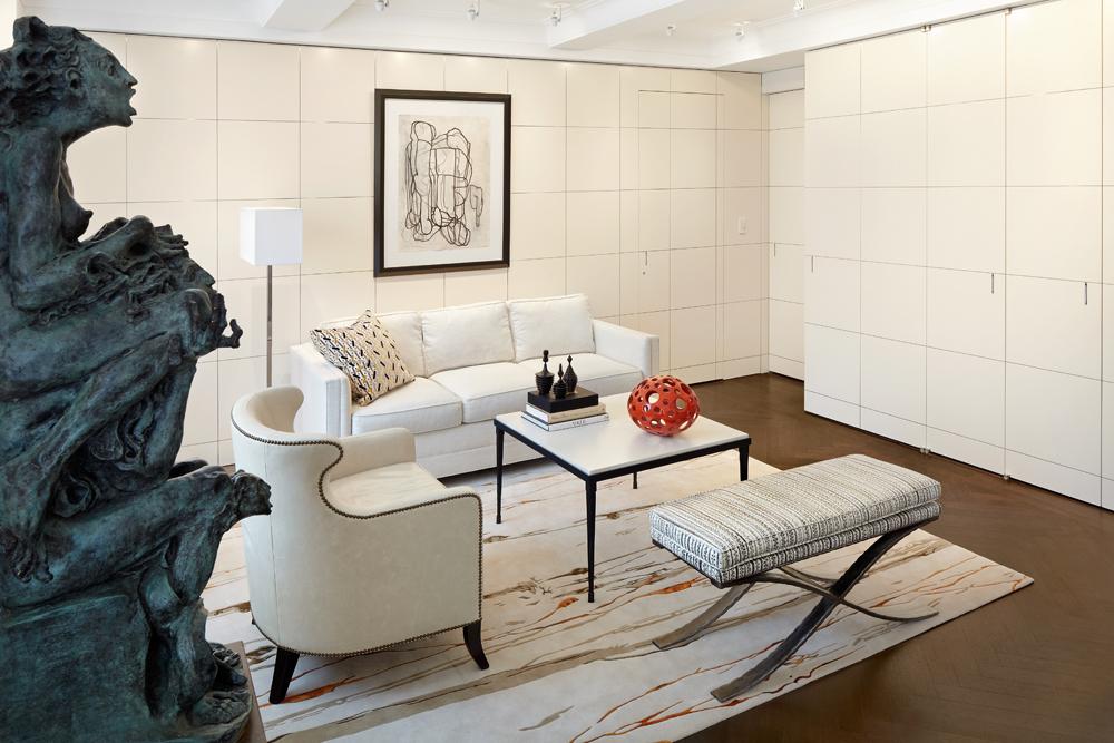 LIVING ROOM & GUEST ROOM