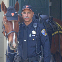 Jeff Roth     San Francisco Police Department, Retired