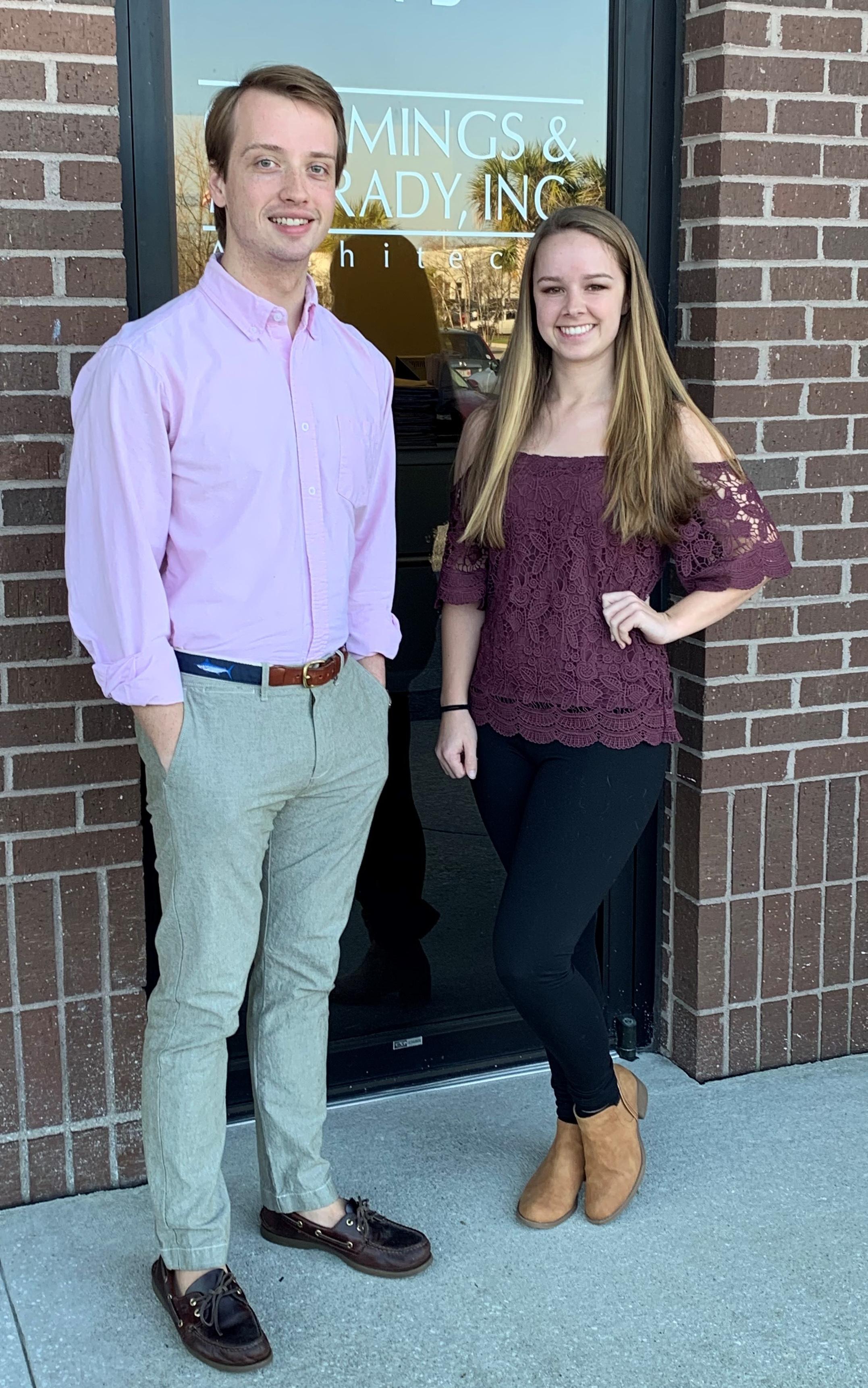 Nicole Coker and John Murden