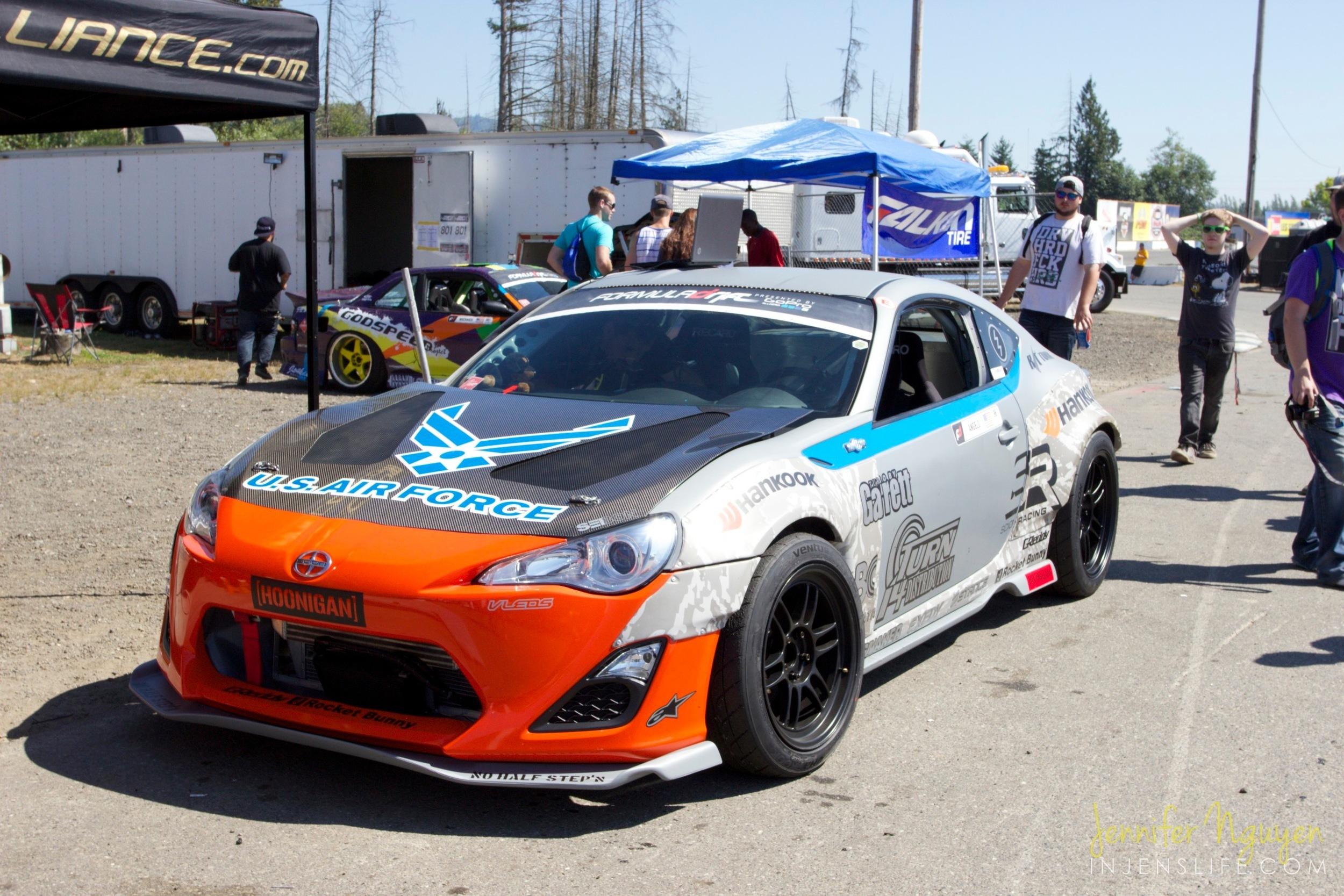 2013 Scion FR-S | DRIVER: Tony Angelo