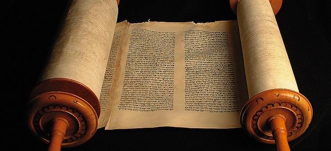 scripture-scroll
