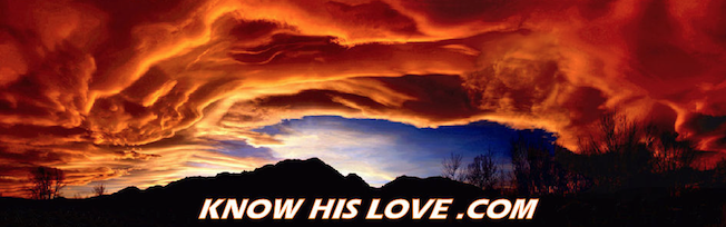 know his love