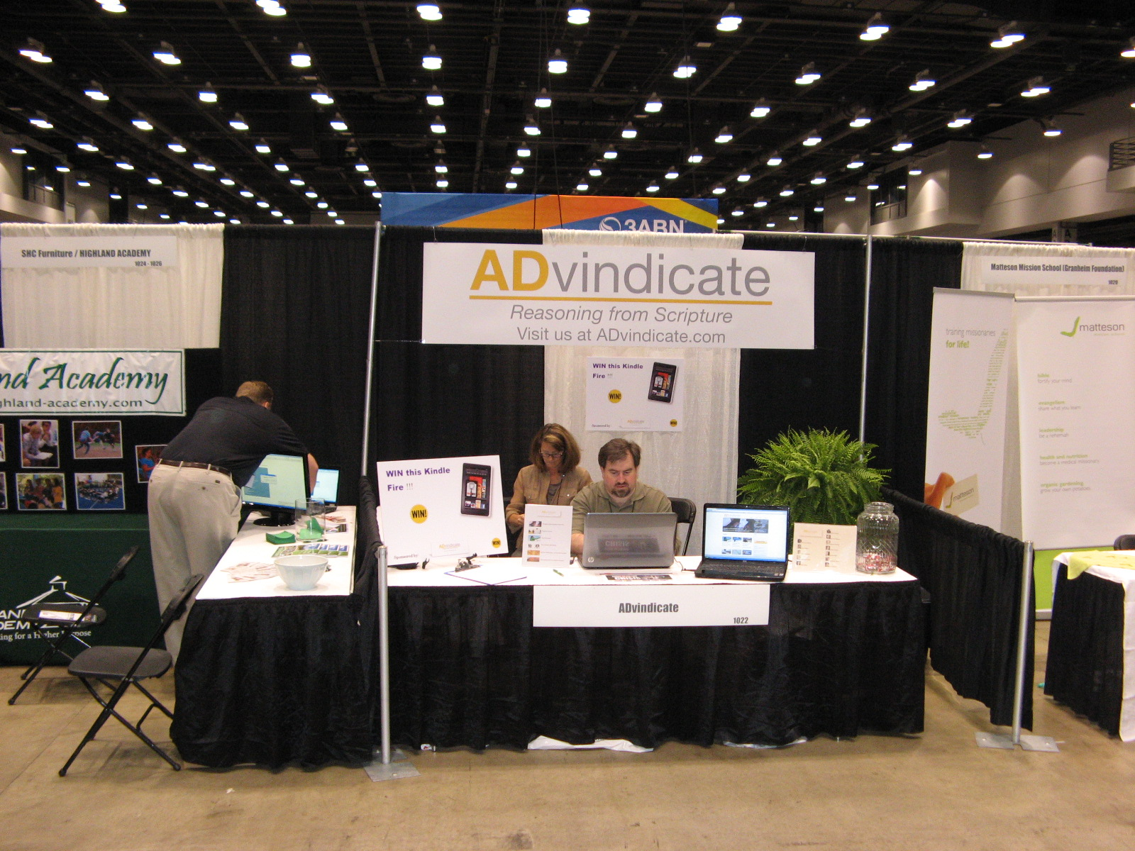 ASI Convention 2012