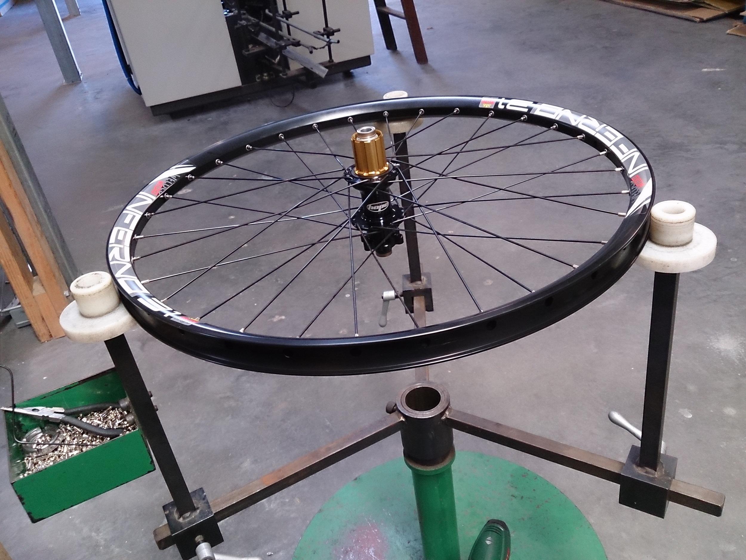 Custom Wheel Builds