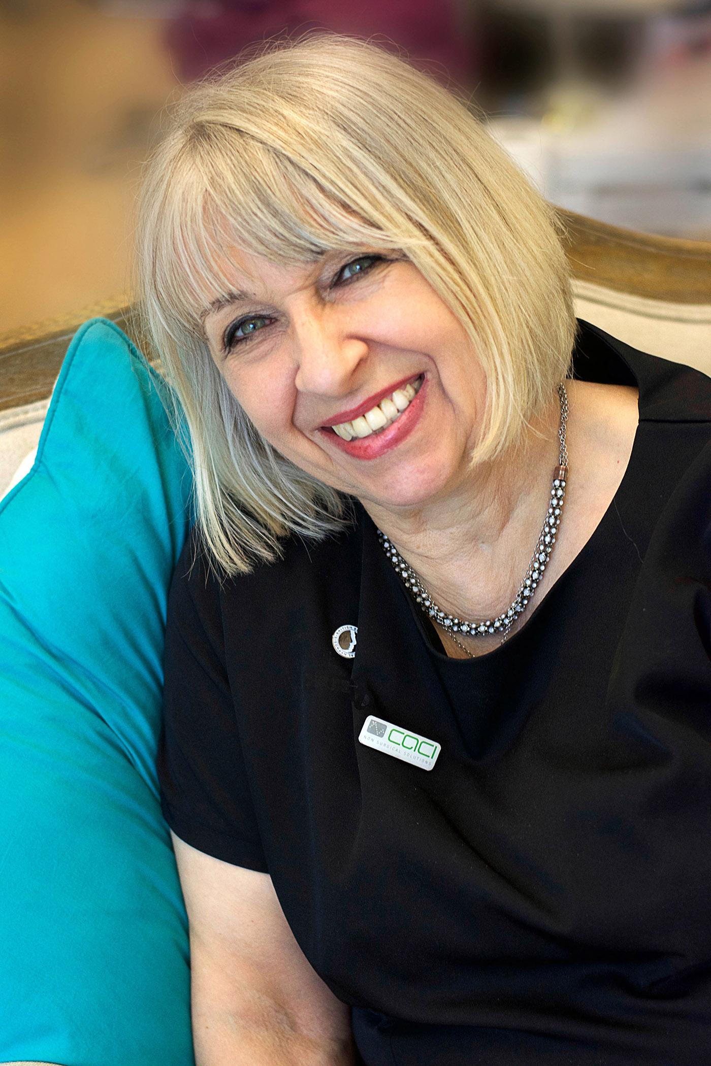 Gina, Beauty Therapist, Radlett Salon