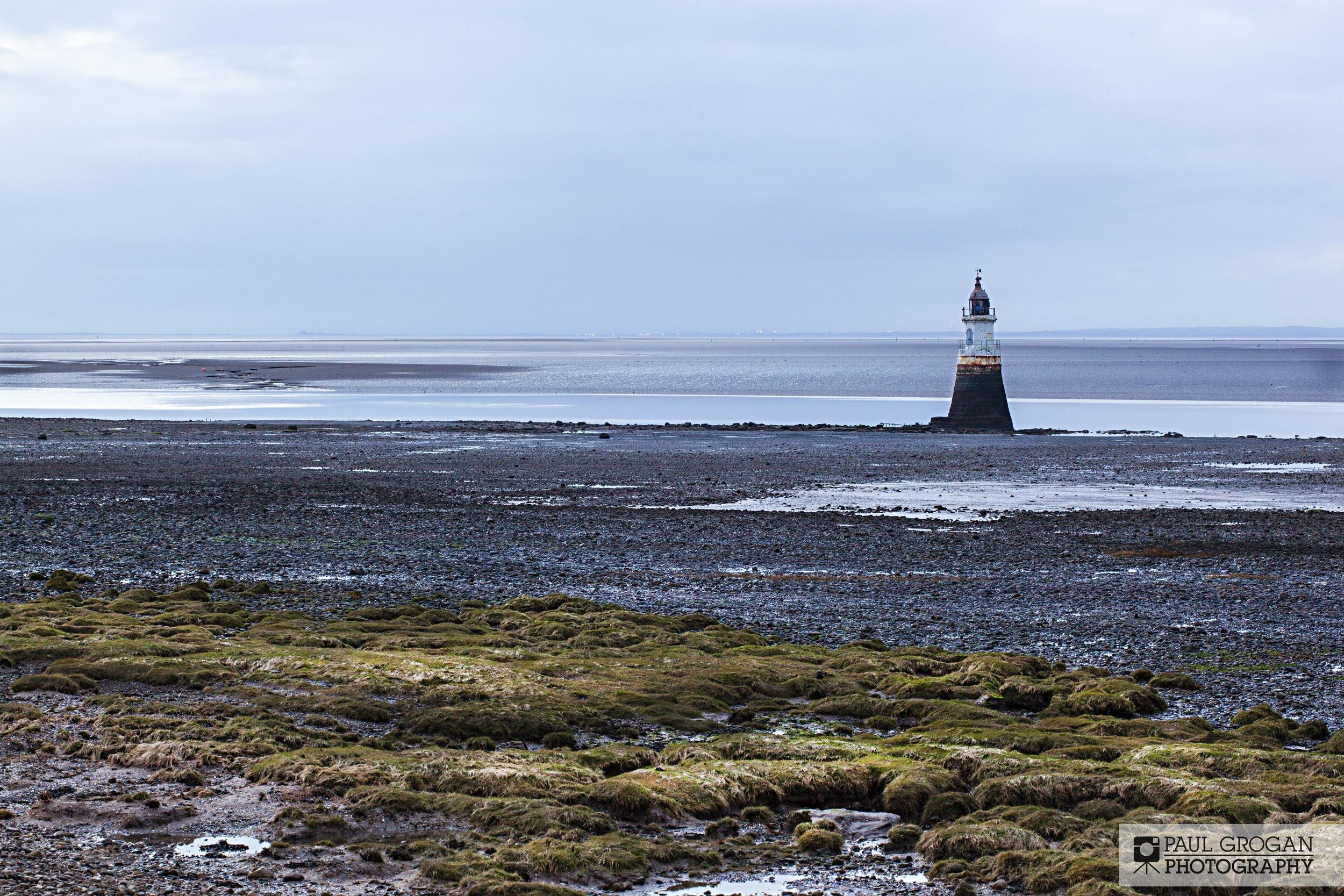 Plover Scar Lighthouse - Copyright Paul Grogan Photography 2014
