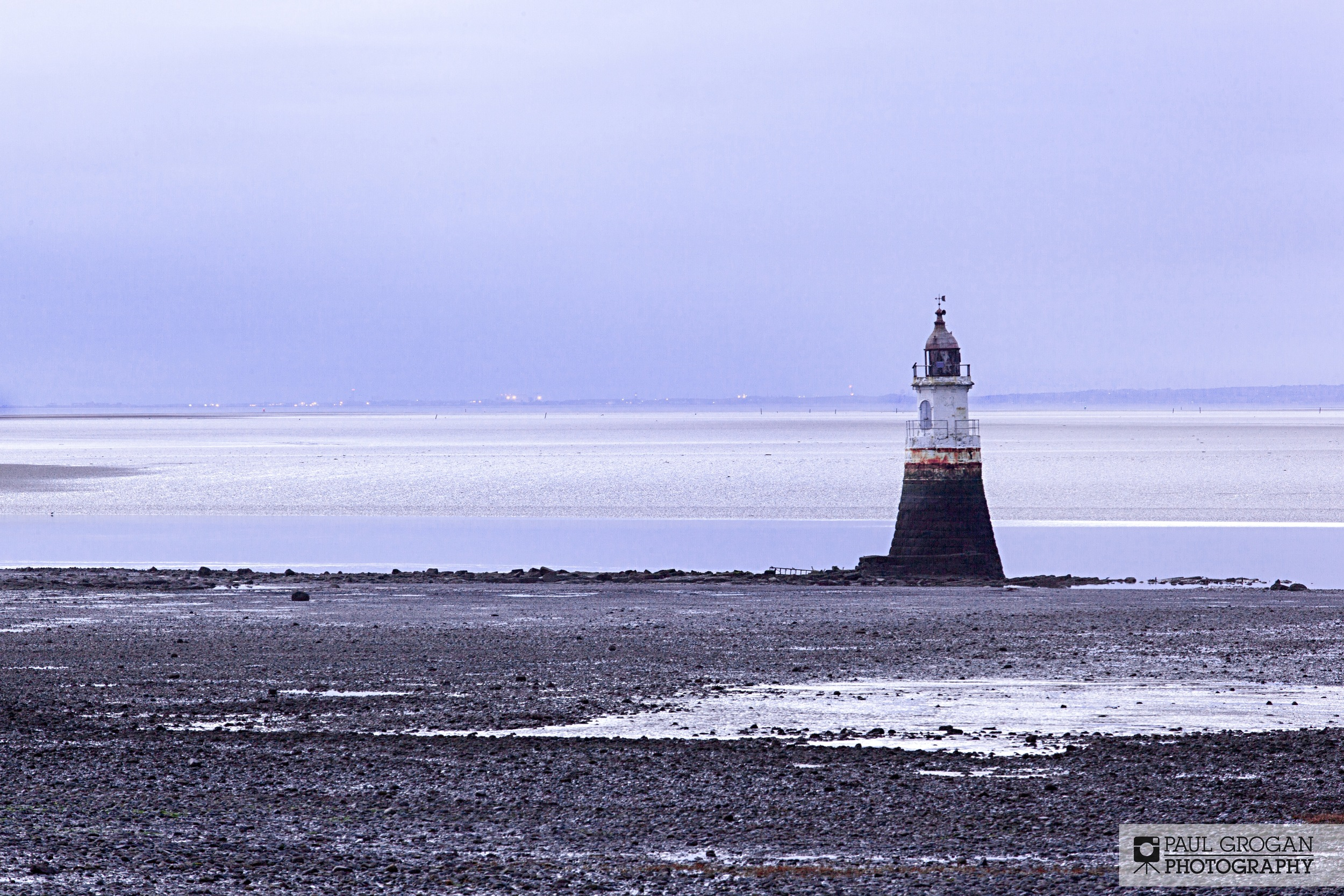 Plover Scar Lighthouse is still operation today.