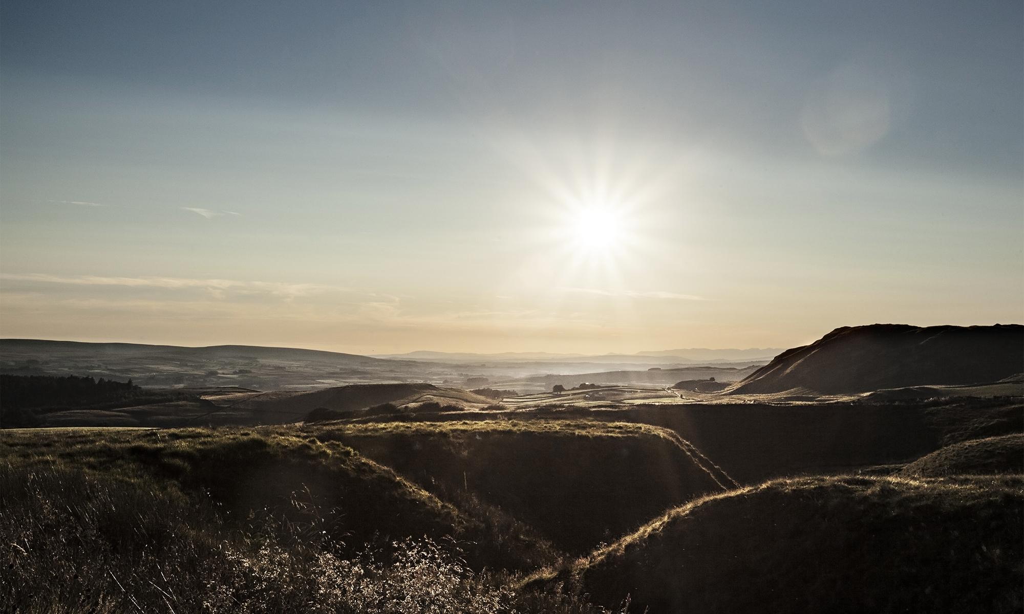 Yorkshire Sunset Landscape Photography