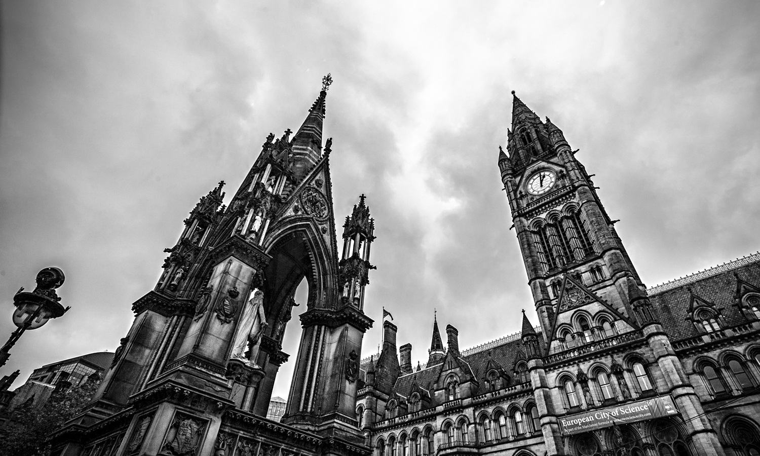 Manchester Landscape Photography by Paul Grogan