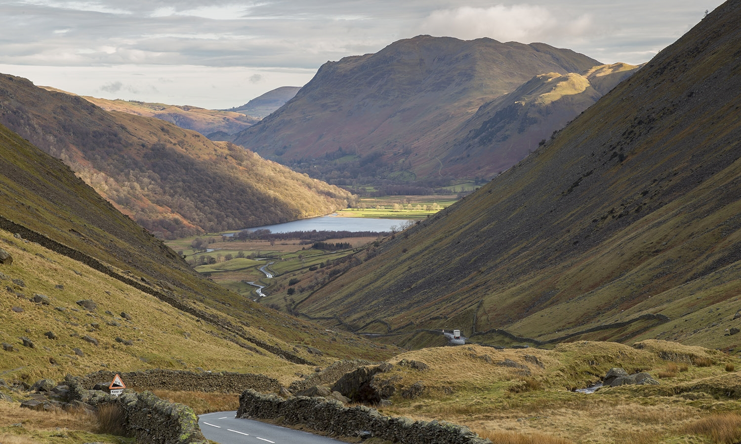 Lake District Landscape Photographs by Paul Grogan