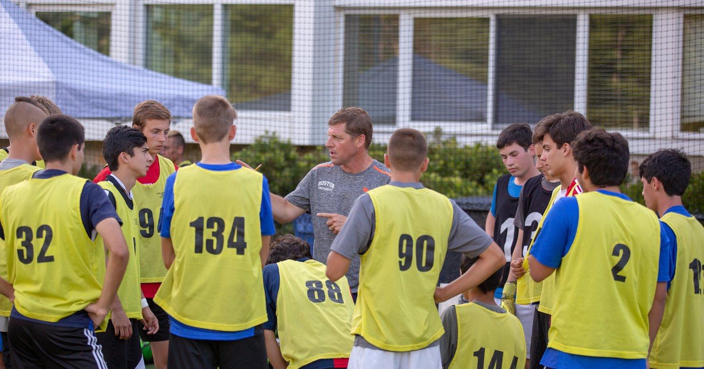 Boys High School Soccer Camps — Collegiate Soccer Academy