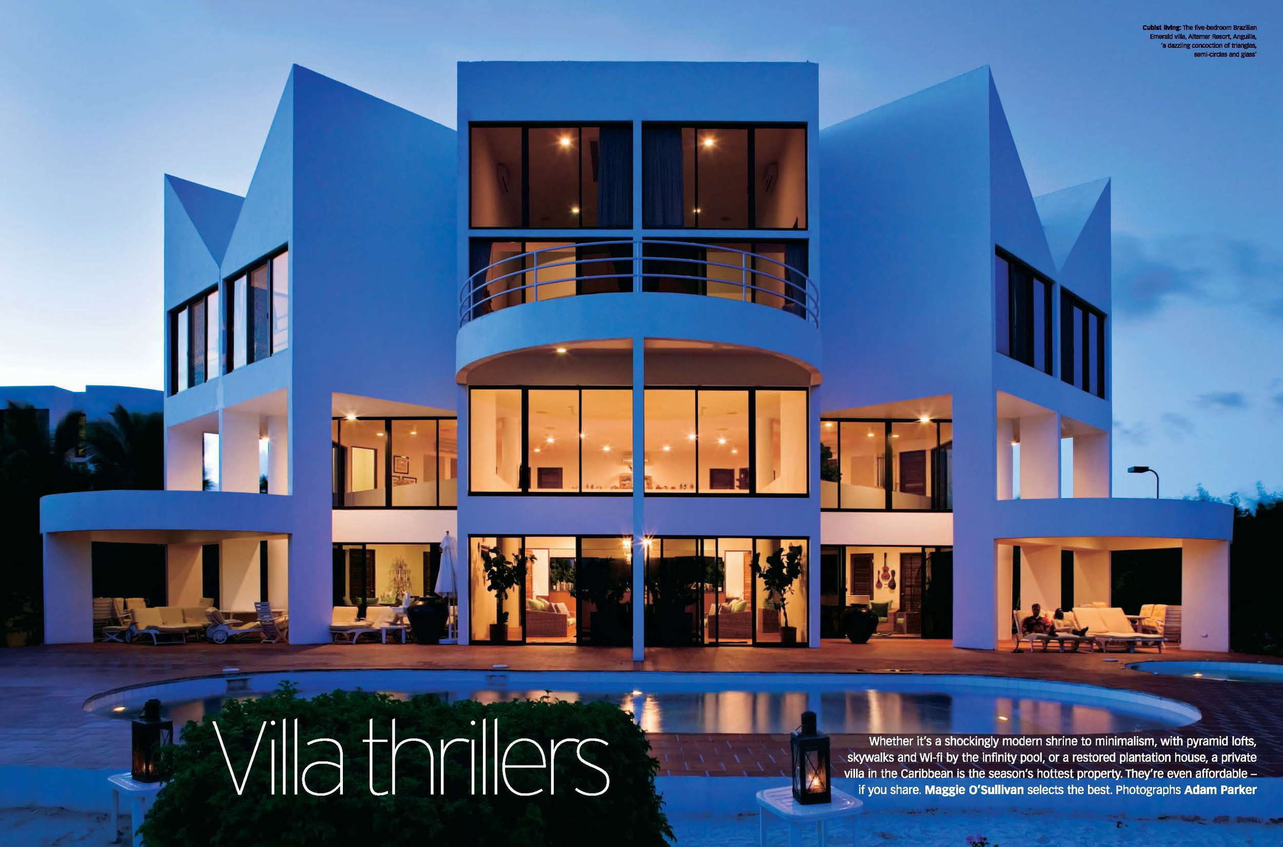 Emerarld Villa, Altarner Resort, Anguilla - click to enlarge