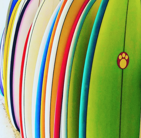 BESPOKE SURFBOARDS -