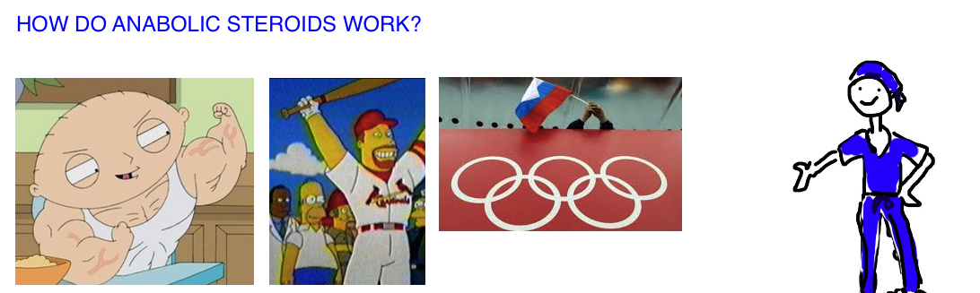 steroids olympics what is the science behind performance enhancing drugs