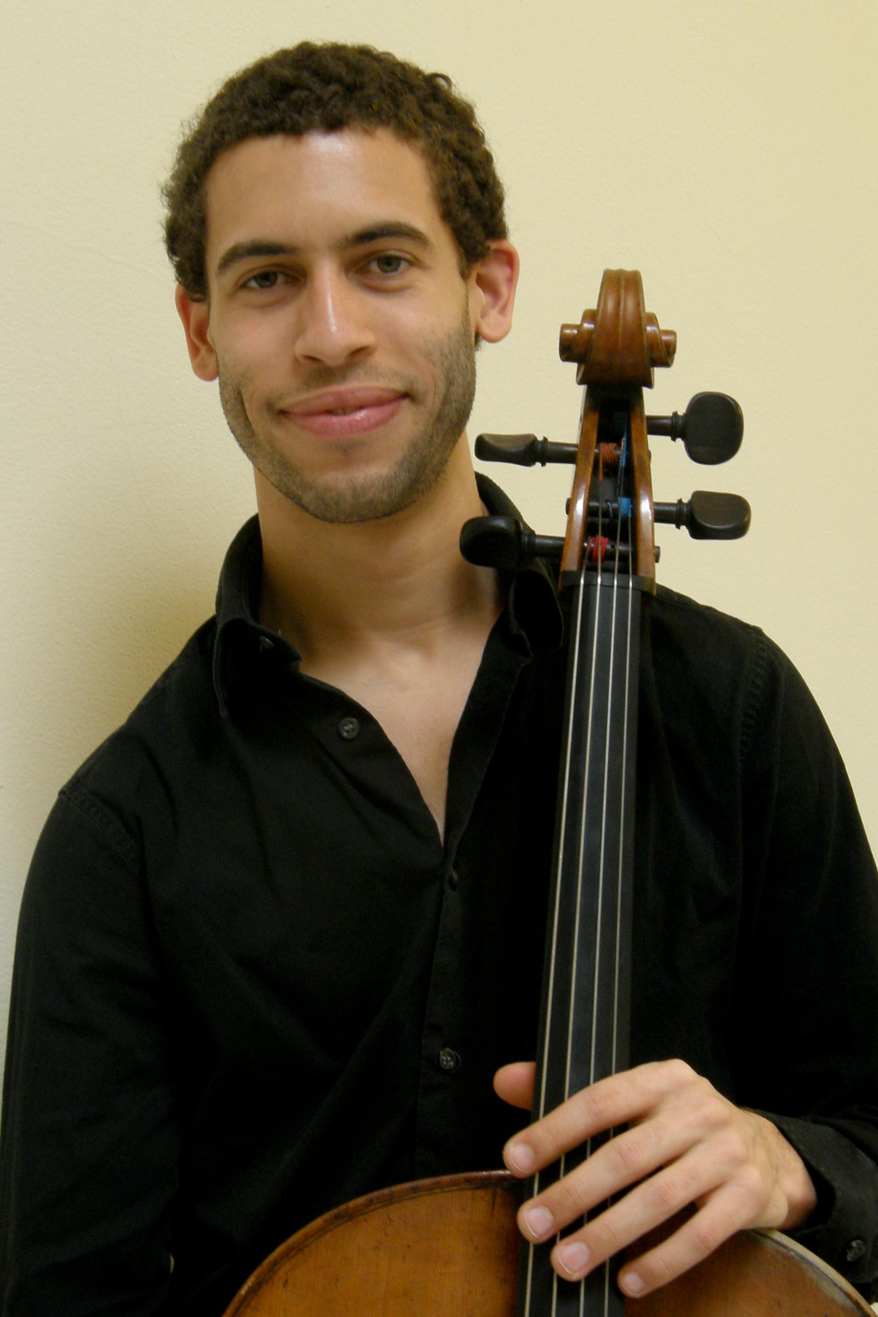 Tony Rymer, cello