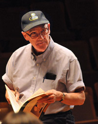 Composer John Heiss