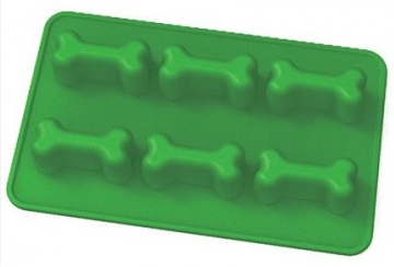 Silicone treat trays
