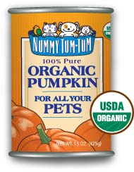 You can purchase this organic canned pumpkin at either of our stores or on our website at  www.endoftheleash.com .