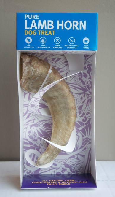 Icelandic Plus Pure Lamb Horns