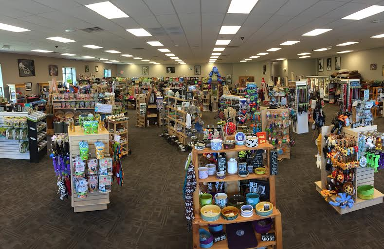 An awesome view of our Mukwonago store! Come visit and check out our latest new products :)