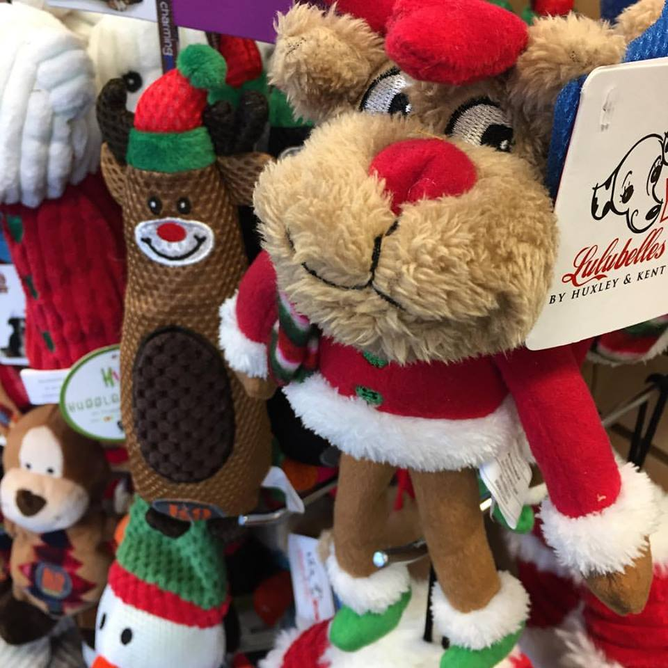 Don't forget your best friend on St. Nick's Day!