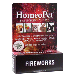 HomeoPet Fireworks (TFLN)