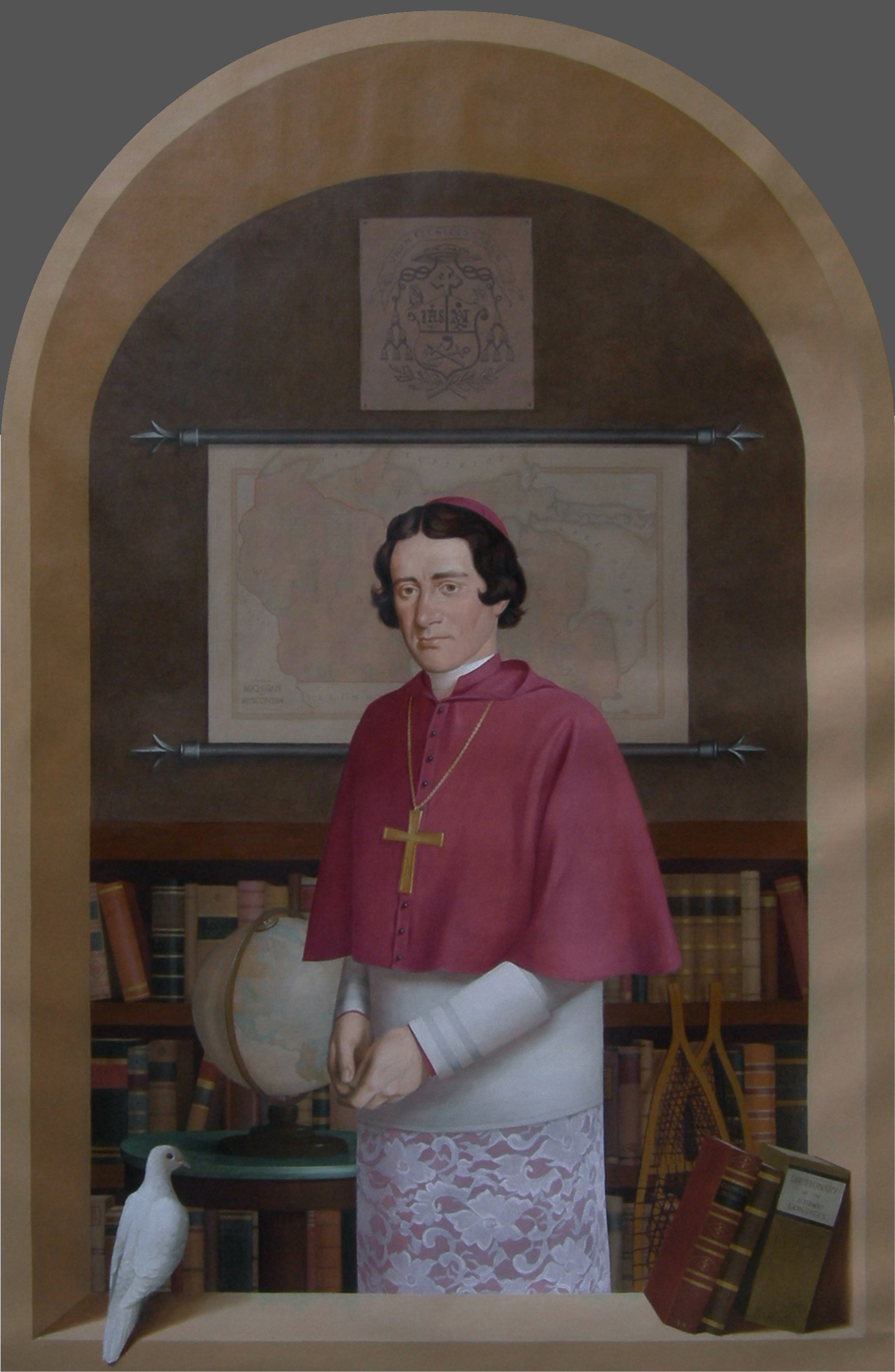 """Venerable Bishop Frederic Irenaeus Baraga"""