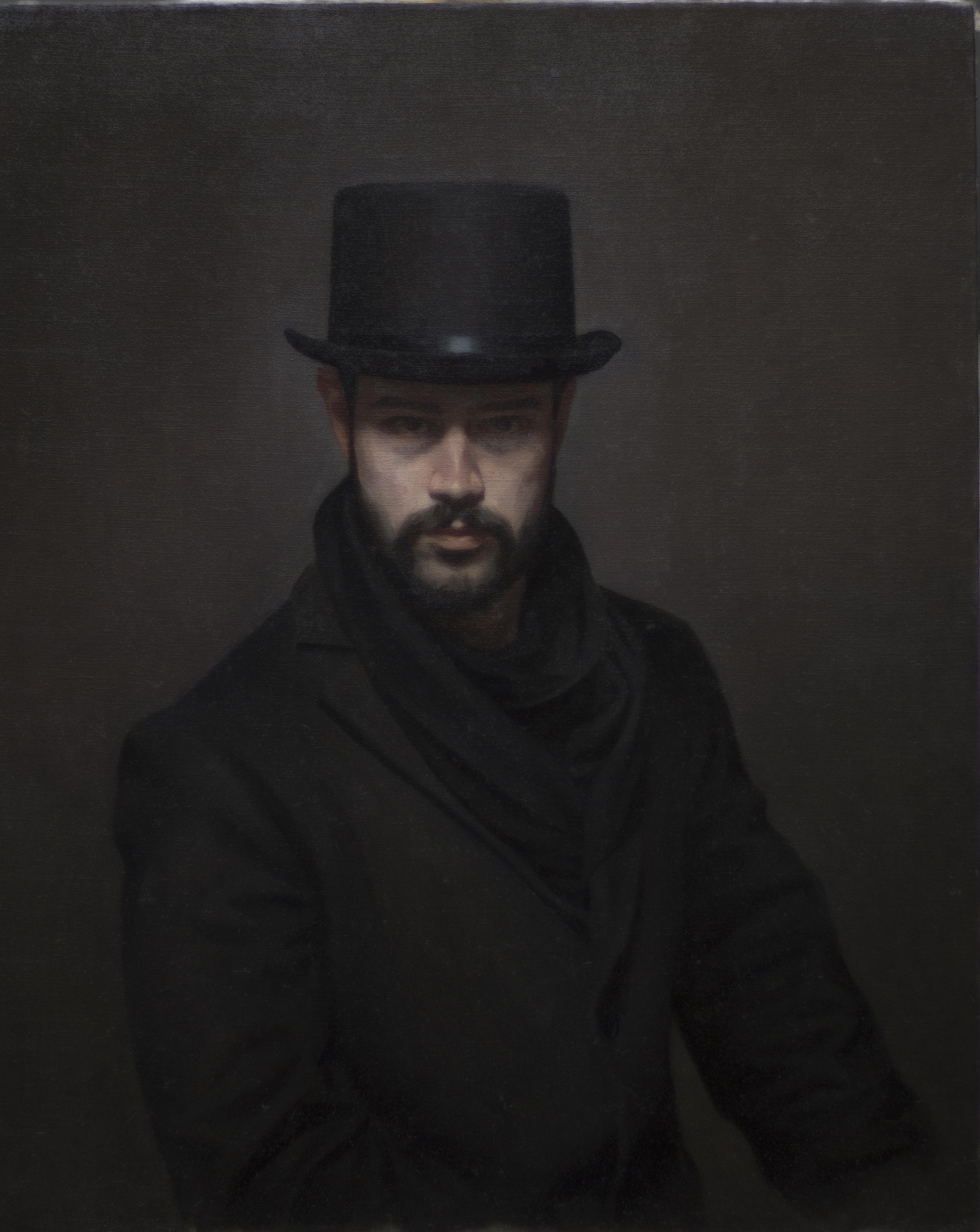 """Self Portrait as Jack"""