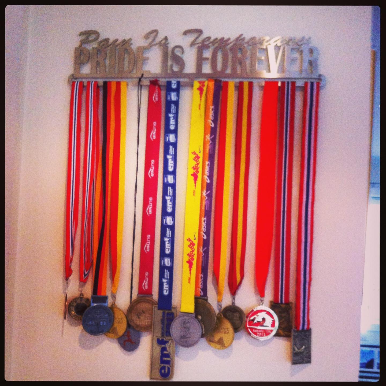 Medaljehenger!