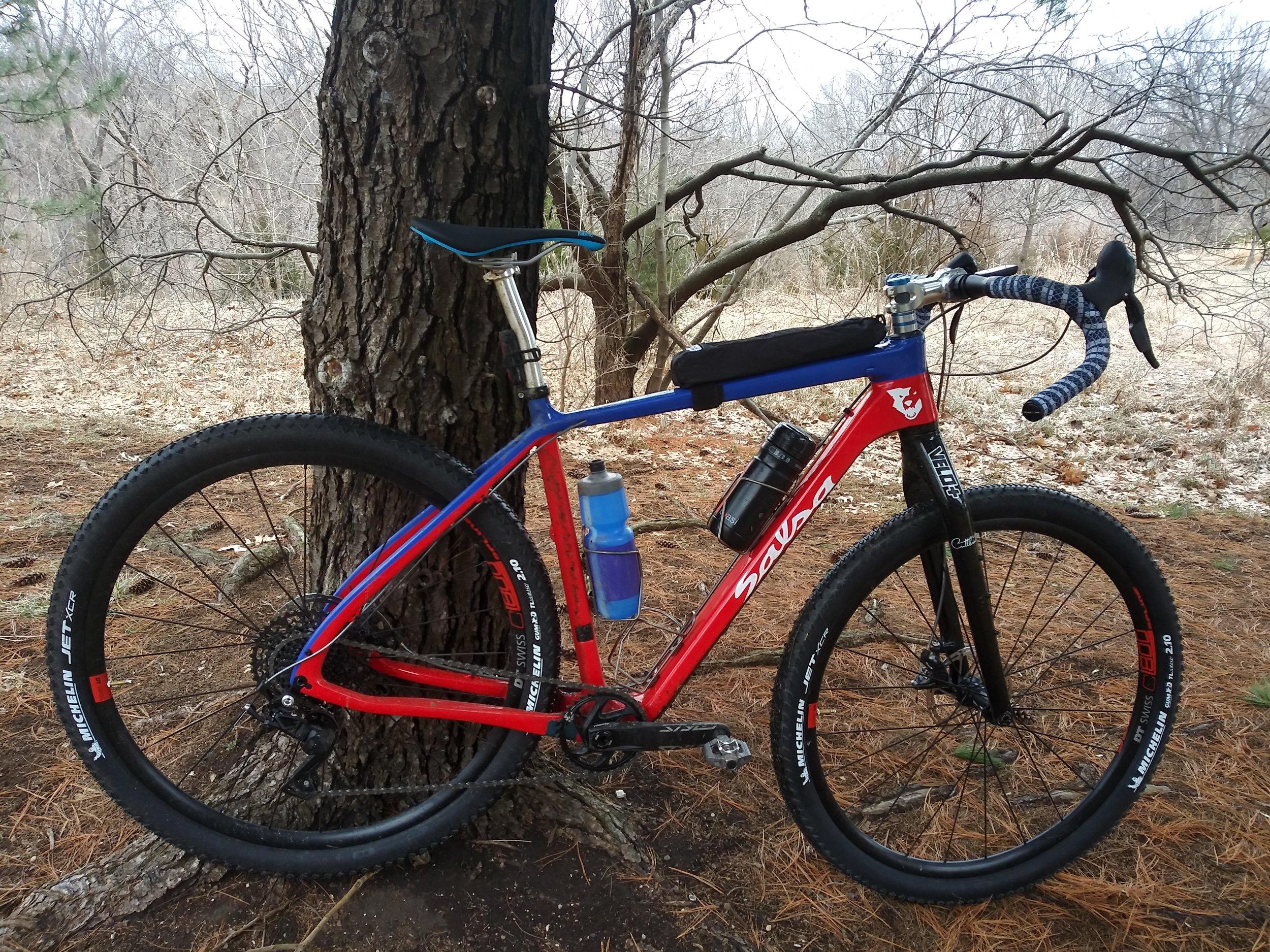 Salsa Cutthroat Rival 1 - The do-it-all dropbar mountain bike