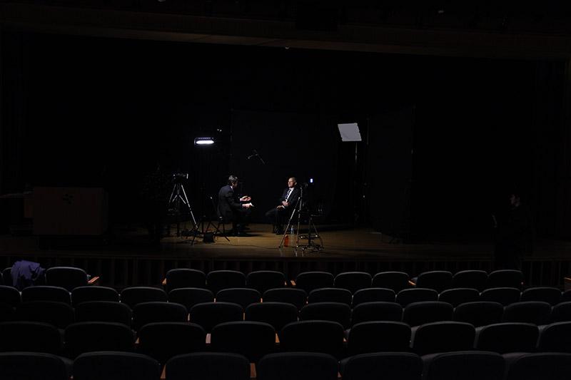 The Network Portrait , 2012 Medium: Video Length: 45 mins.