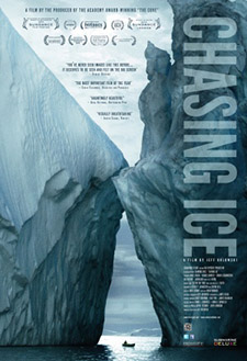 "Trailer for ""Chasing Ice"" Documentary"