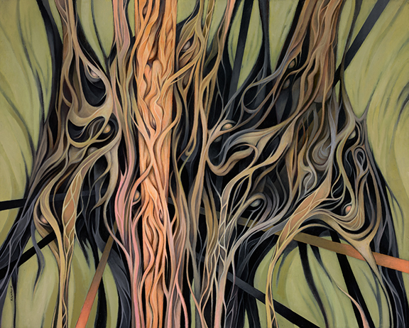 Intertwinning Structures
