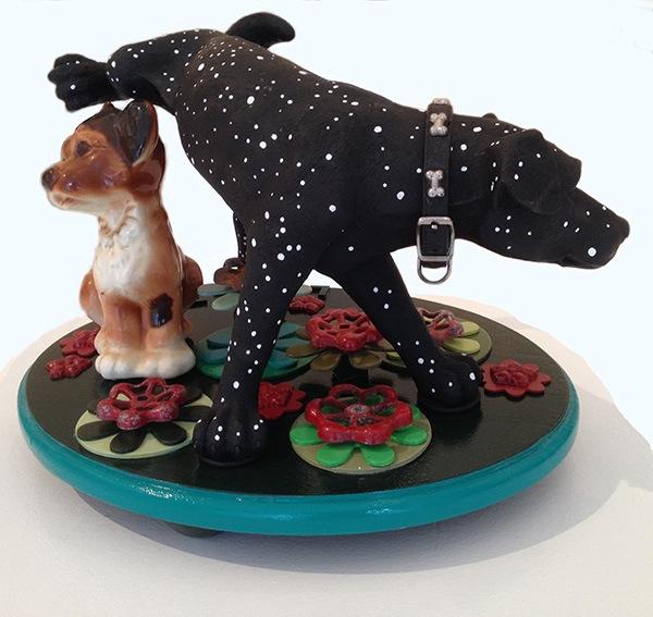 Black Dog/I Never Promised You A Rose Garden