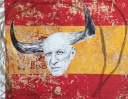 Picasso's Bandera de España