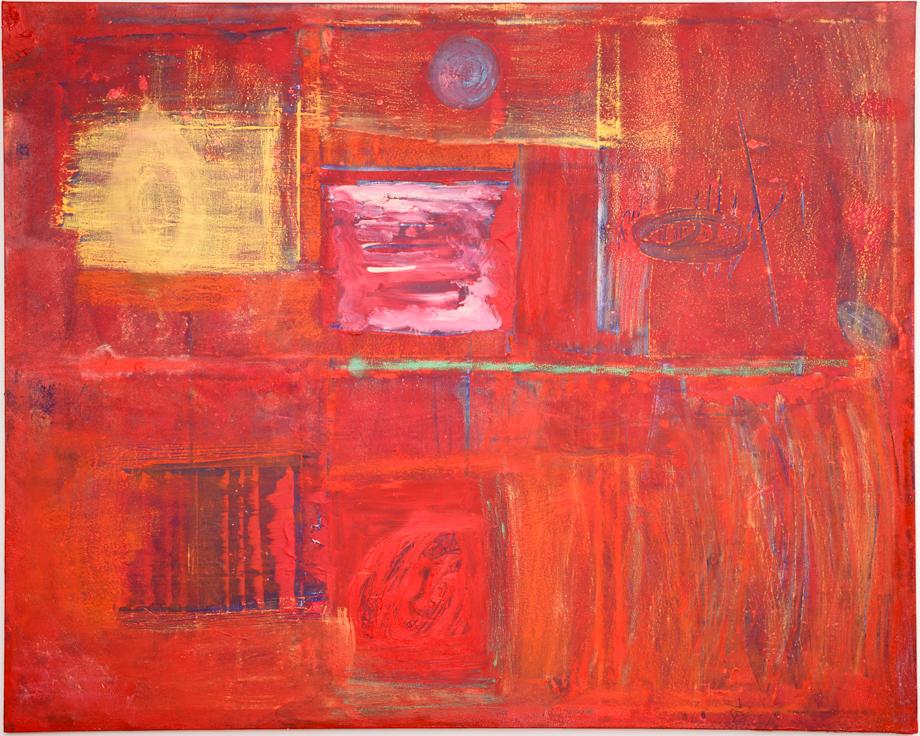 Layered Dissociation (Red 001)