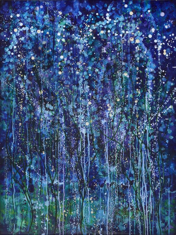 Blue Rainforest