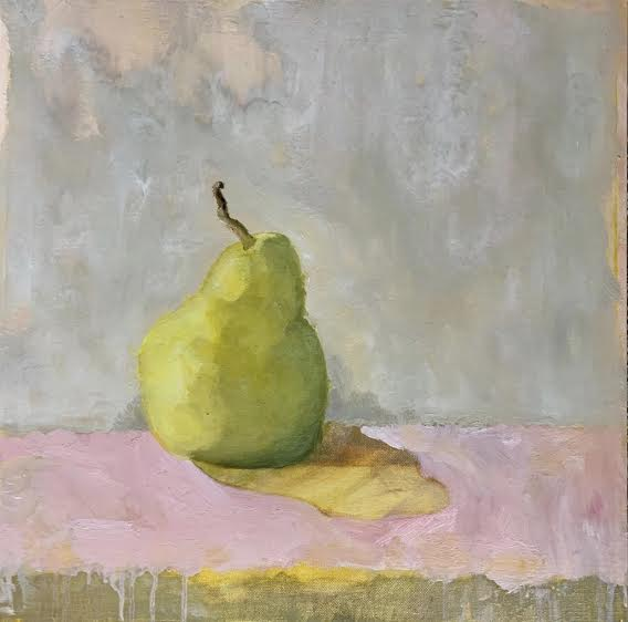 Portrait of a Pear