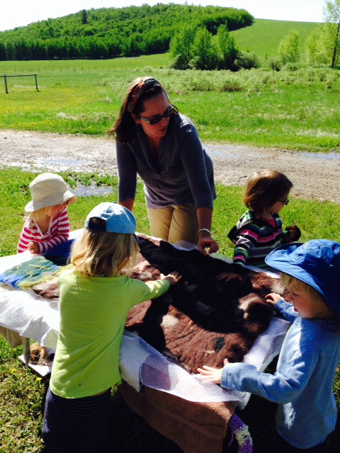Sayward Wilkinson Blanc,   Calgary Nature Kindergarten Lead Educator & Curriculum and Arts Collaborator