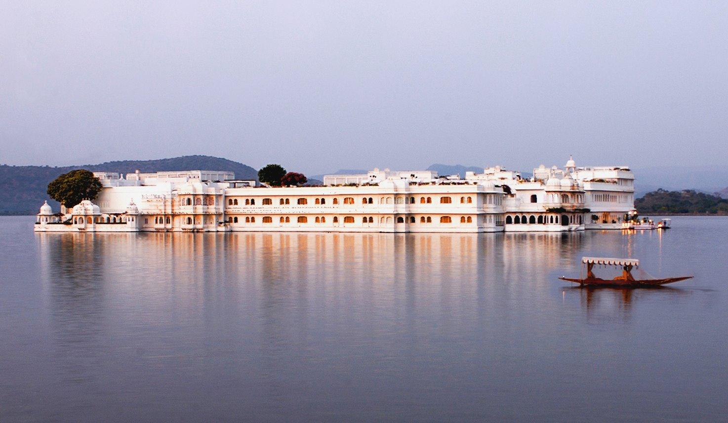 Udaipur - Lake Palace Hotel