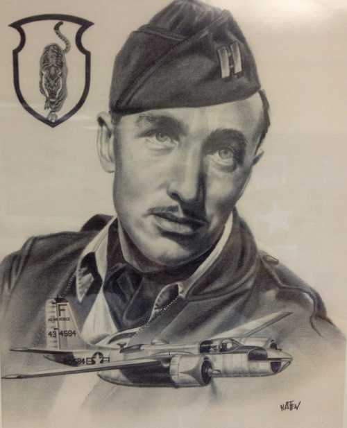 Air Group One  Wing Leader