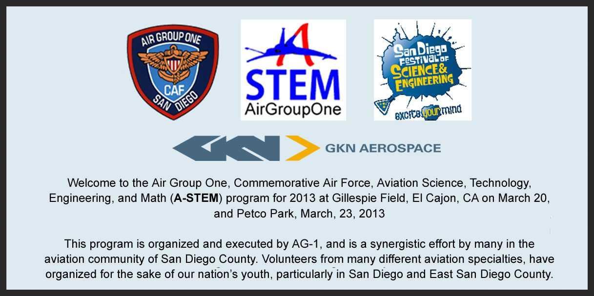 Air Group One A-STEM
