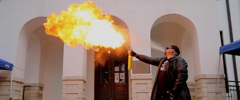 Firemax, Photo by Derek Brown