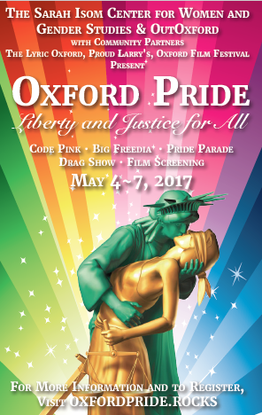 Pride Weekend May 4-7, 2017!